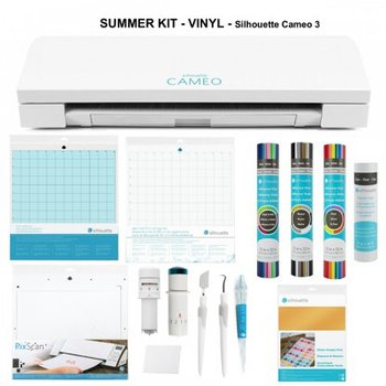 Summer Kit - Vinyle - Cameo 3 SILHOUETTE