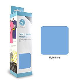 Bleu Pâle - Flex Transfert Textile SILHOUETTE