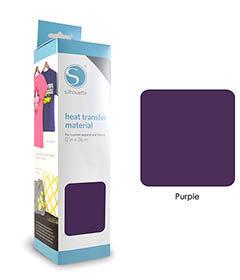 Pourpre - Flex Transfert Textile SILHOUETTE