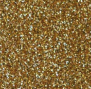 Or Glitter Transfert Textile