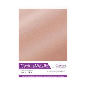 Centura Metallic Rose Gold - Crafter's Companion