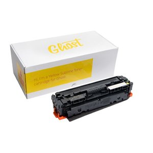Ghost M452 Toner Jaune 2K Sublimation