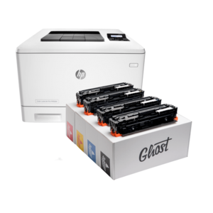 Ghost M452nw + Sublimation Kit 2K