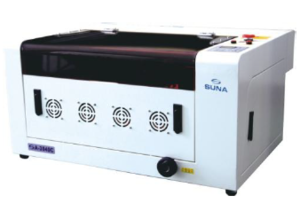 Machine de Gravure & Découpe Laser 30x40cm 40W