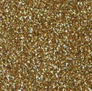 Vintage Gold - Flex Pailleté Transfert Textile
