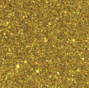 Gold - Flex Pailleté Transfert Textile