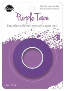 iCraft Purple Tape 1,5