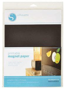 Papier Magnétique SILHOUETTE