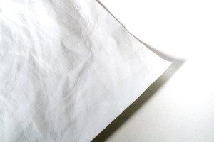 Papier Faux Cuir Blanc SILHOUETTE