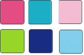 Proefpakket FLEX - Bright & Bold