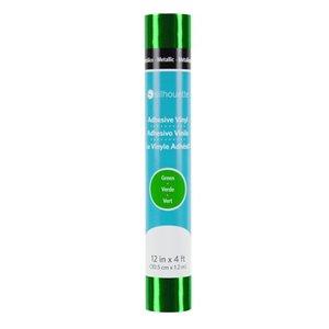 Vert - Vinyle Métallique SILHOUETTE