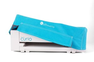 Curio Dust Cover - Bleu
