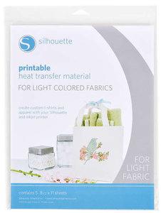 Transfert Imprimable Tissus Clairs