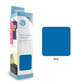 Bleu - Flex Transfert Textile SILHOUETTE