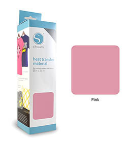 Rose - Flex Transfert Textile SILHOUETTE