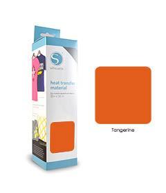 Mandarine - Flex Transfert Textile SILHOUETTE