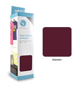Marron - Flex Transfert Textile SILHOUETTE