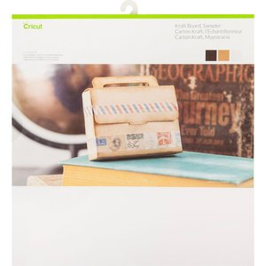 Carton Kraft Assortiment - Cricut
