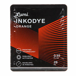 Lumi Inkodye - Orange - Snap Pack 28ml