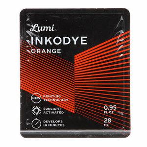 Lumi Inkodye - Orange - Snap Pack 28ml