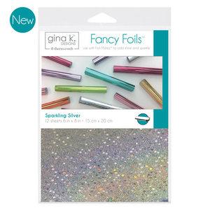 Sparkling Silver - Gina K. Designs Fancy Foils