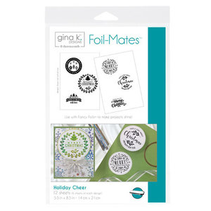 Holiday Cheer - Gina K. Designs Foil-Mates