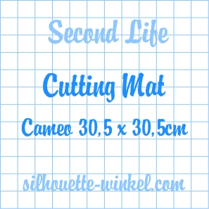 Second Life - Tapis de découpe Cameo 30,5cm