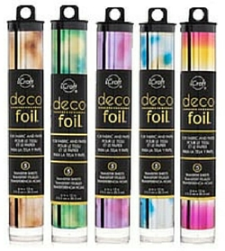 WaterColor Kit - iCraft Deco Foil