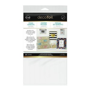 White Foam Adhesive - iCraft Deco Foil