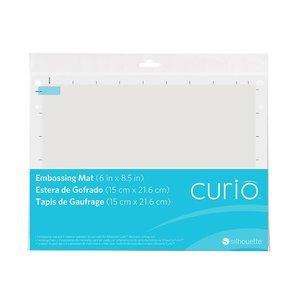 Tapis à Embosser 21,5x15,2cm Curio SILHOUETTE