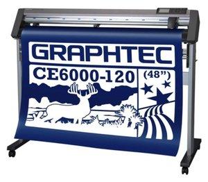 Graphtec CE 6000-120 PLUS avec piètement