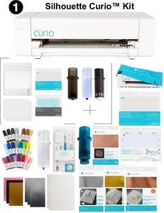 Silhouette Curio™ Kit 1