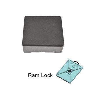 10cm x 10cm Plateau échangeable RamLock - GALAXY