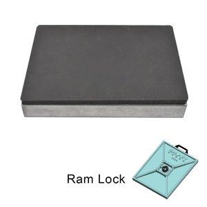 20cm x 25cm Warmteplaat RamLock - GALAXY