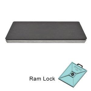 15cm x 50cm Warmteplaat RamLock - GALAXY