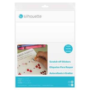 Matière Scratch Imprimable SILHOUETTE