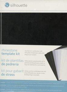 Silhouette Kit pour gabarit de strass