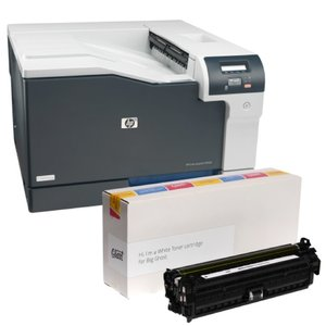 Ghost CP5225 Kit + toner Blanc