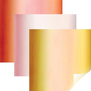 Vinyl Holographique - Echantillonneur Berry Sorbet