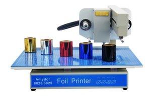 Imprimante numérique Hot Foil Flatbed AMD3025