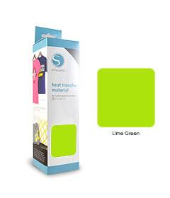 Limoen Groen - Flex Transferfolie SILHOUETTE