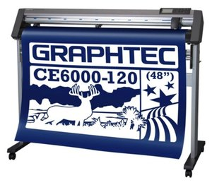 Graphtec CE 6000-120 PLUS incl. Standaard