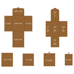 Pocket and Flipfold Inserts E - Kraft