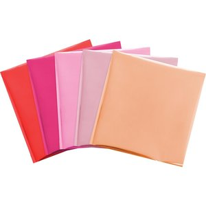 Foil Quill Flamingo Feuilles de Foil 30cm x 30cm - We R Memory Keepers