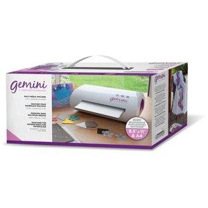 Gemini A4 Machine de découpe & gaufrage