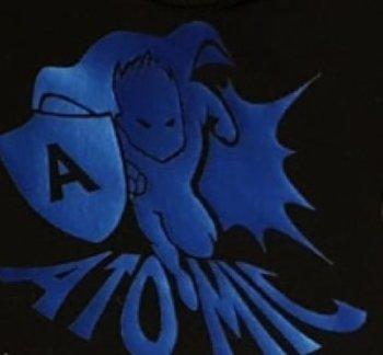 Blue - FlexCut Atomic