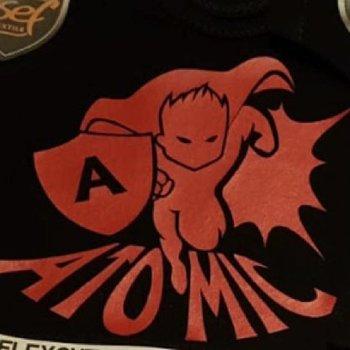 Red - FlexCut Atomic