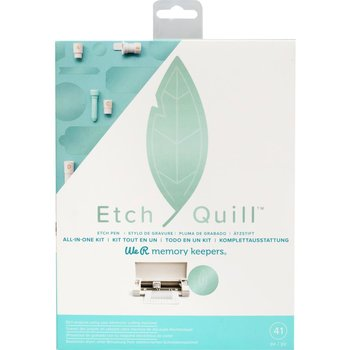 Etch Quill Kit de démarrage - We R Memory Keepers