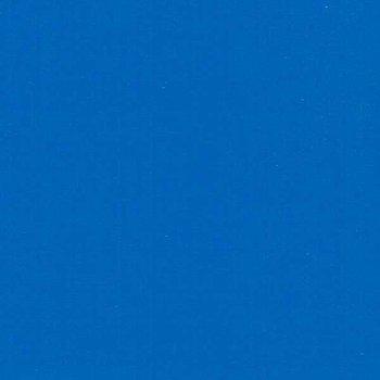 Bleu Transfert à chaud Effet Tissu - Silhouette