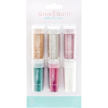 Glue Quill Paillettes - We R Memory Keepers